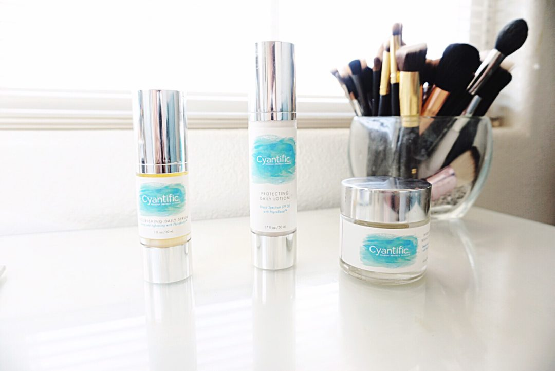 cyantific skin care review