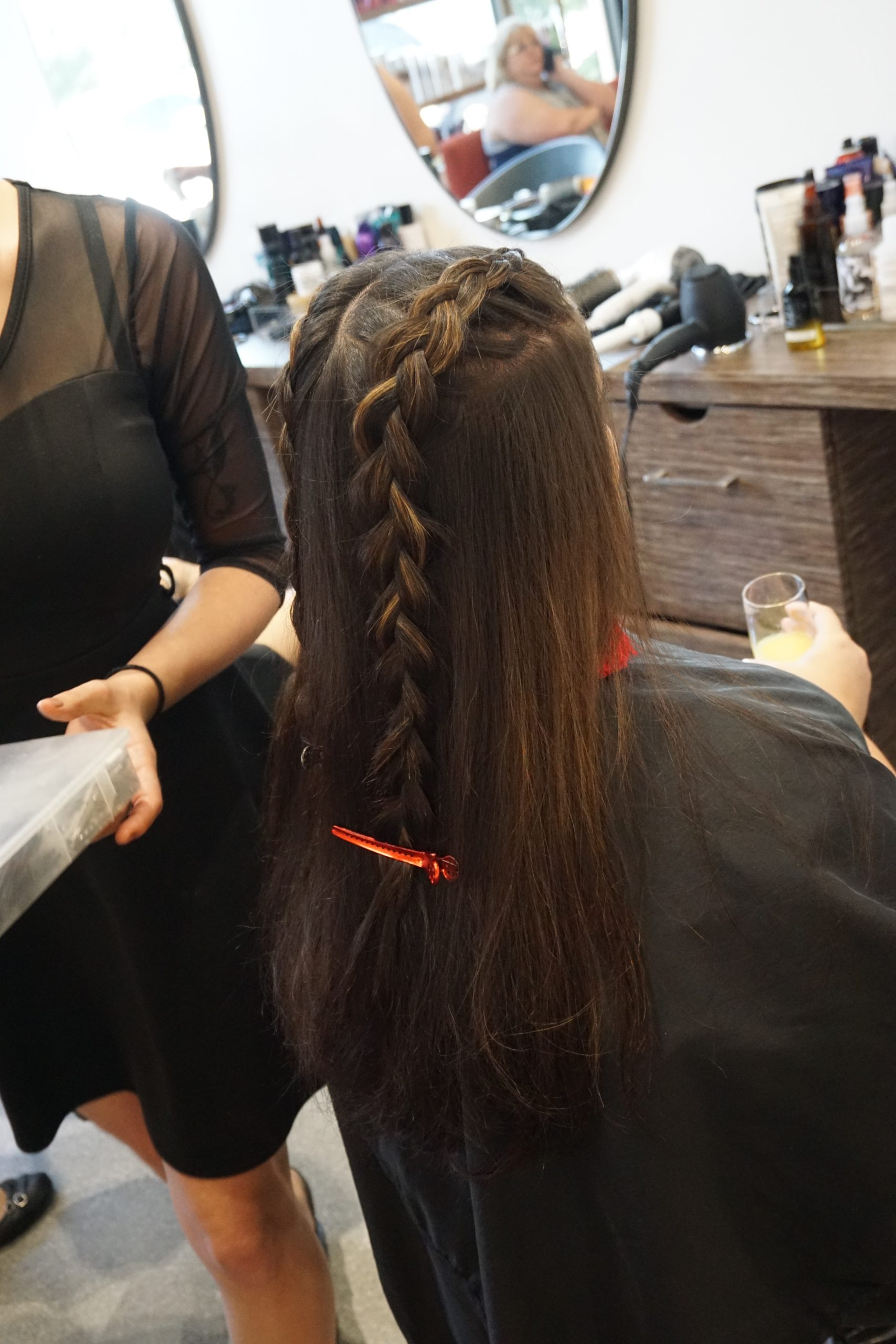 Blowouts And Braids For A Cause Atelier By Square Salon