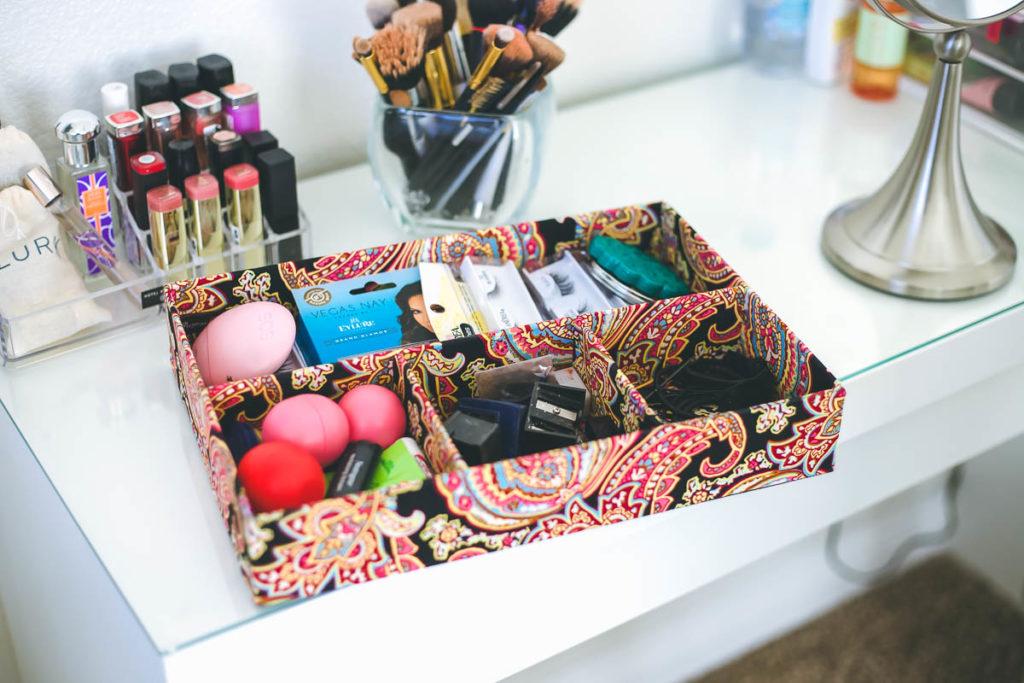 ikea malm vanity, makeup vanity-3