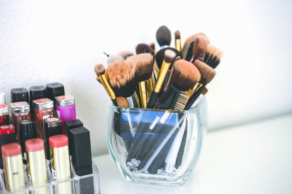 ikea malm vanity, makeup vanity-5