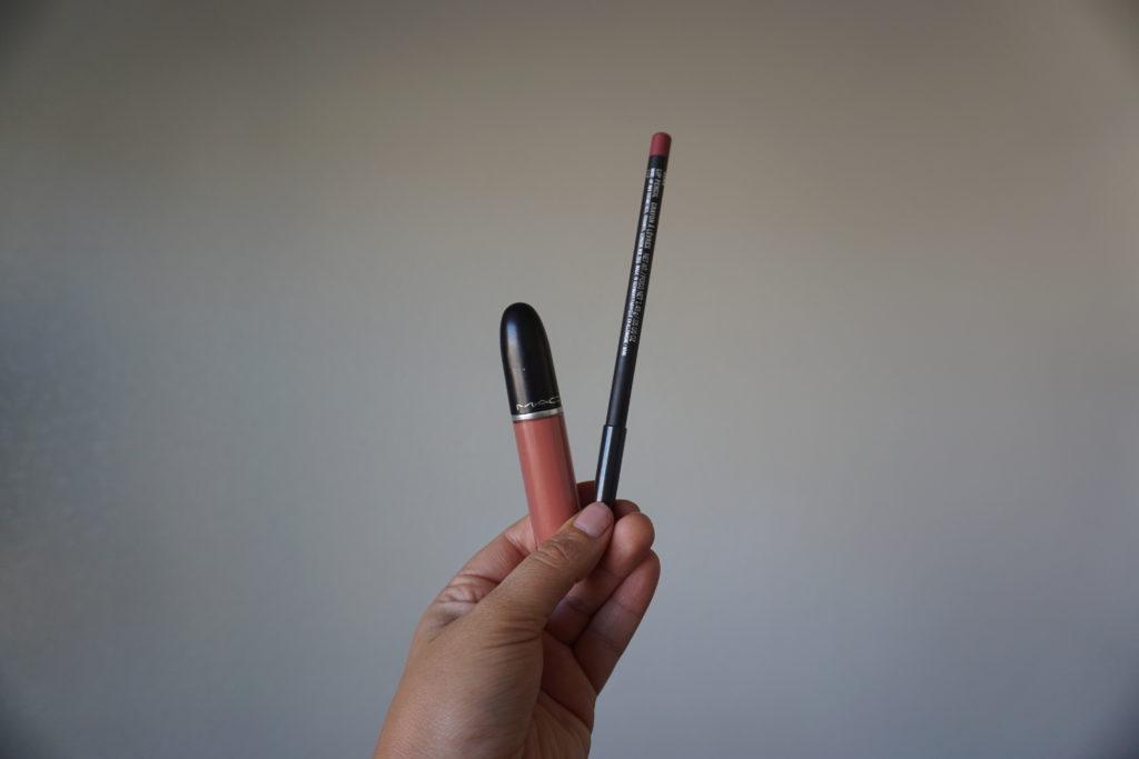 Mac Cosmetics Lip Combinations