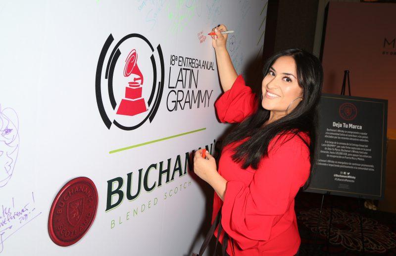2018 Latin GRAMMY® Talent Gift Lounge