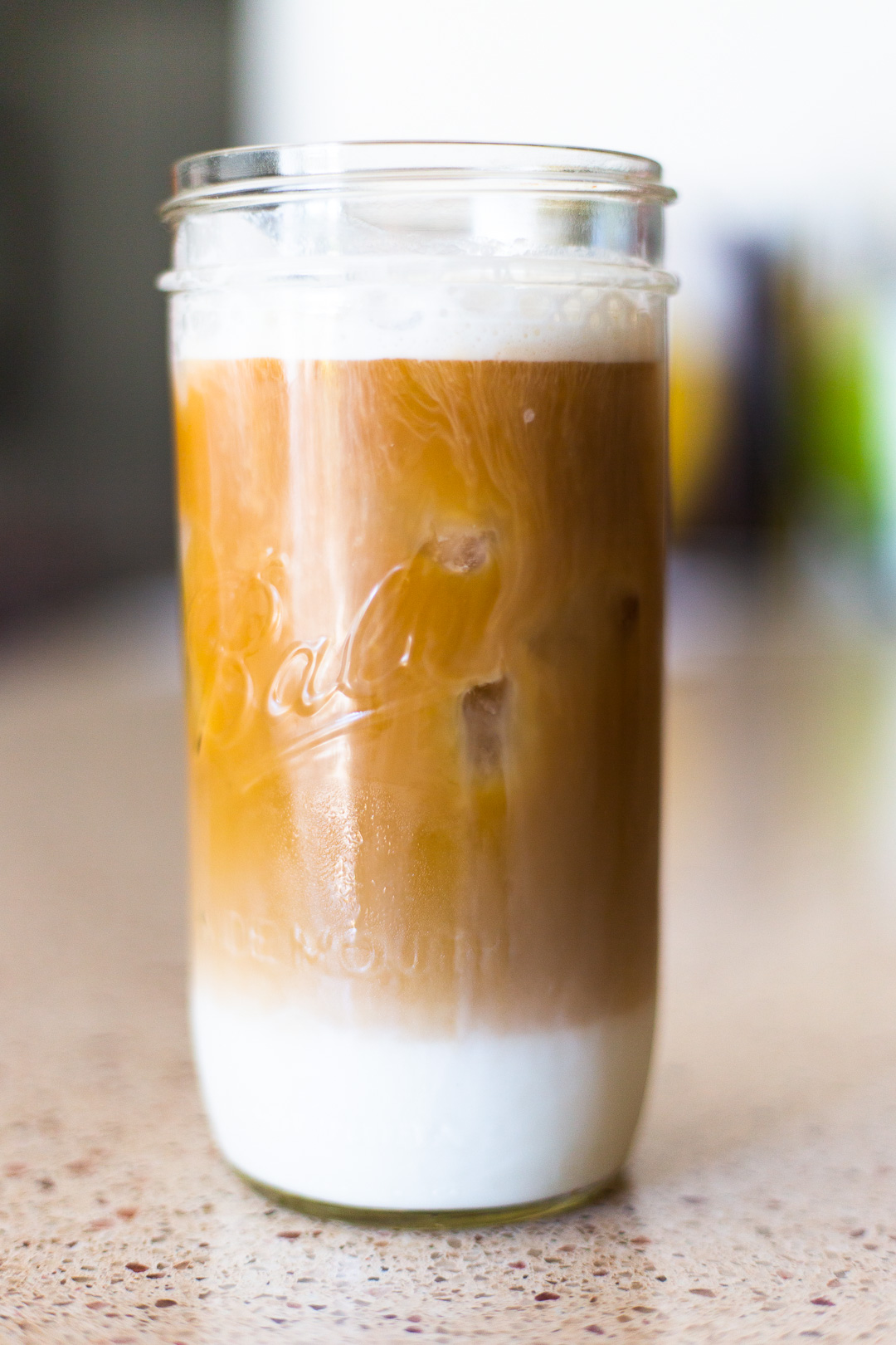 Easy Iced Coffee Recipe (& Save Money) - Amanda Pamblanco
